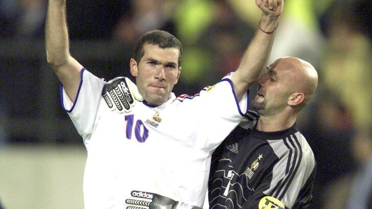 28 giugno 2000 Zidane affonda il Portogallo