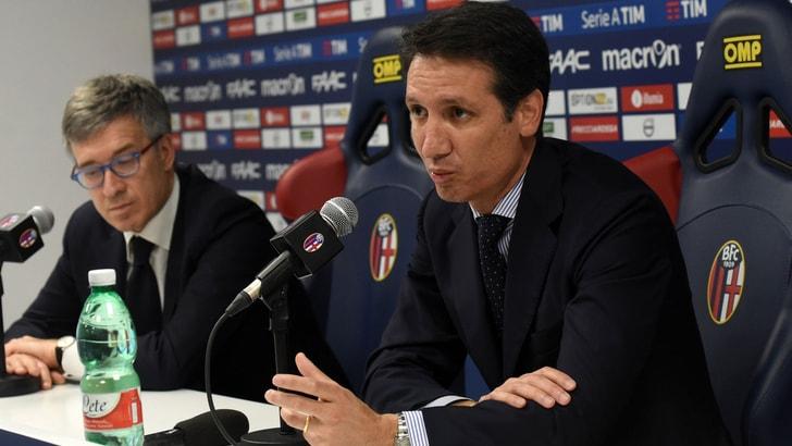 Calciomercato Bologna, Bigon: