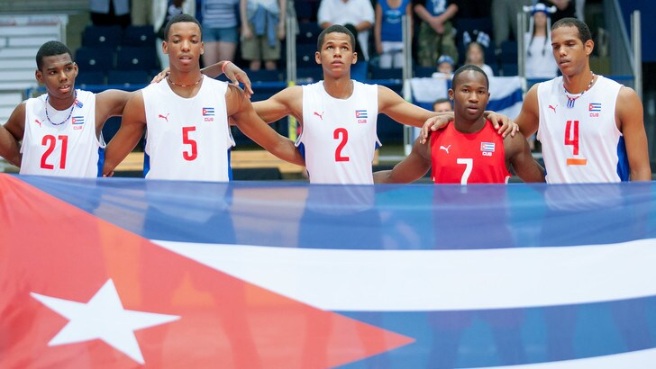 Otto atleti della nazionale cubana di volley arrestati in Finlandia per stupro