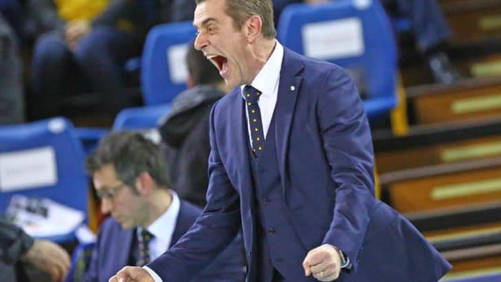 Angelo Lorenzetti è il nuovo allenatore di Trento