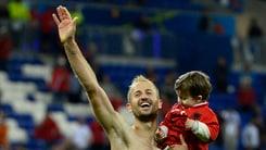 Euro 2016, l'Uefa: «Festa in campo con i figli? Non è una festa di paese»