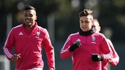 Domani parte la stagione della Juventus: subito presenti Pjanic, Dybala e Alex Sandro