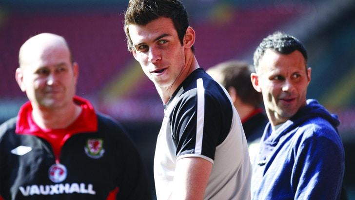 Bale e Giggs, le leggende dei Dragoni
