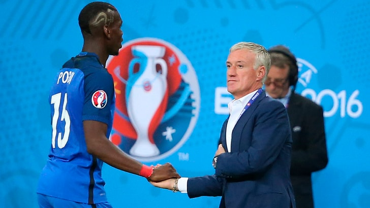 Euro 2016, Deschamps: «La Francia ha bisogno di Pogba»