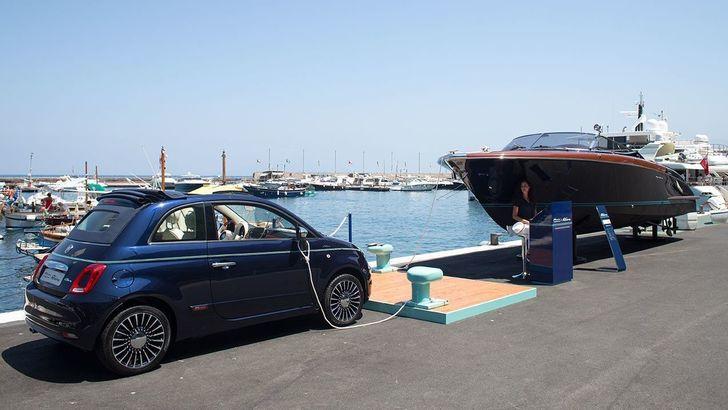 Fiat 500, il 59esimo compleanno si festeggia a Capri