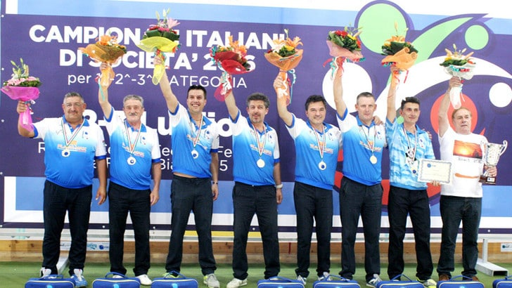Campionati raffa di Roma, Bergamo la più applaudita