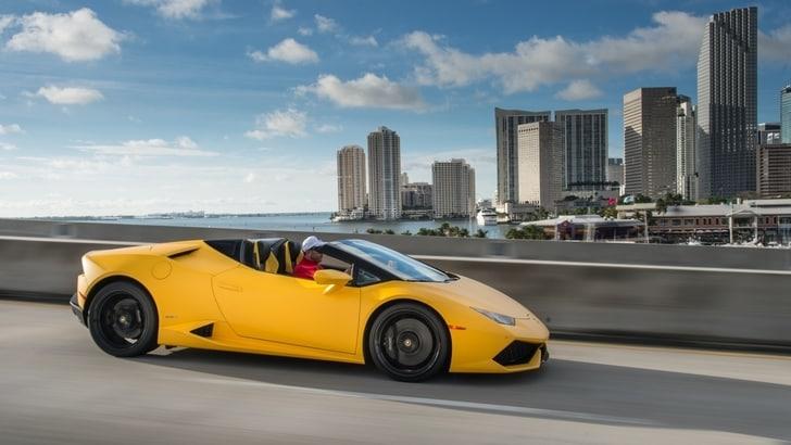 Lamborghini, le vendite 2016 sono da record