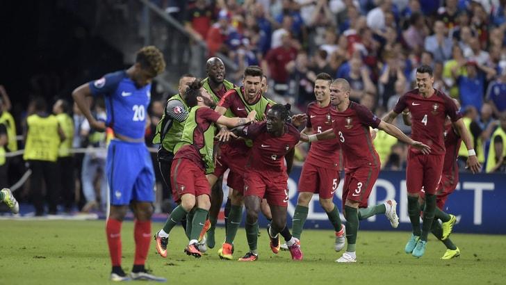 Eder gol Portogallo