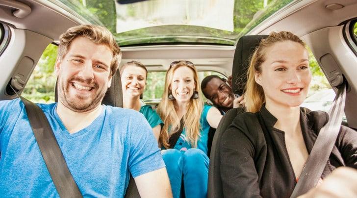 Vacanze estive, gli italiani scelgono il car sharing