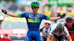 Tour de France, 10ª tappa: Matthews, sprint vincente. Froome resta in giallo