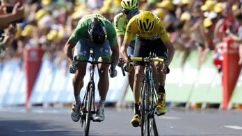 Ciclismo, Tour de France: a Sagan l'undicesima tappa