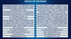 Champions League, terzo turno preliminare: c'è Fenerbahce-Monaco