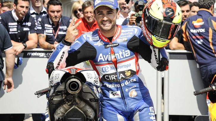 Marquez trionfa nel Gp Germania, solo ottavo Rossi