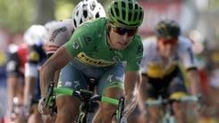 Tour de France, Sagan vince la sedicesima tappa. Froome sempre in giallo
