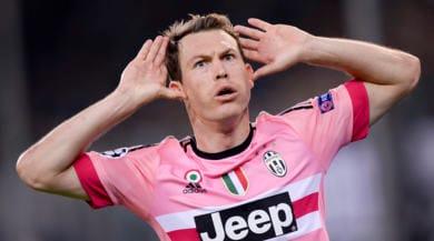 Juventus: è di Lichtsteiner il gol più bello della Champions League