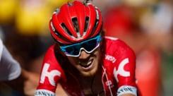 Tour de France, 17ª tappa a Zakarin: Froome sempre più in giallo