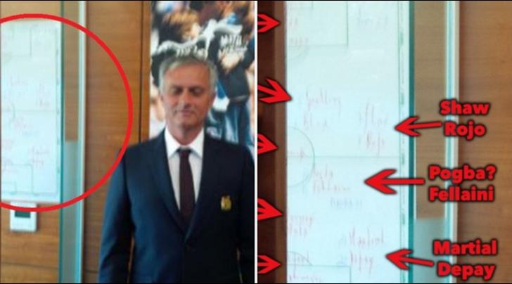 Calciomercato, la signora Mourinho svela Pogba al Manchester United!