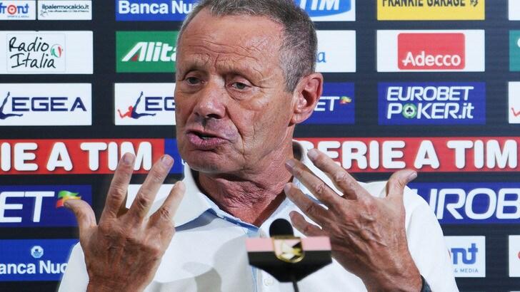 Zamparini conferma l'addio di Foschi: