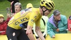 Tour de France, Froome fa il tris in Francia, Aru crolla