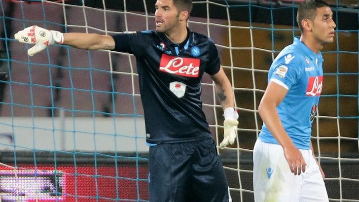 Calciomercato Napoli, ufficiale la cessione di Andujar all'Estudiantes