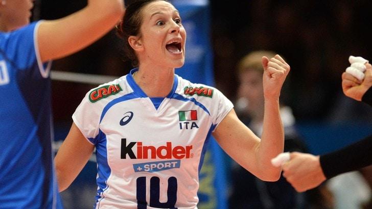 Eleonora Lo Bianco entra nella Commissioni Atleti FIVB