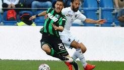 Europa League, Sassuolo avanti contro il Lucerna