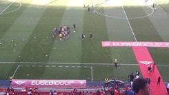 LIVE: Benfica-Torino nel ricordo degli Invincibili. Ljajic con Belotti e Iago