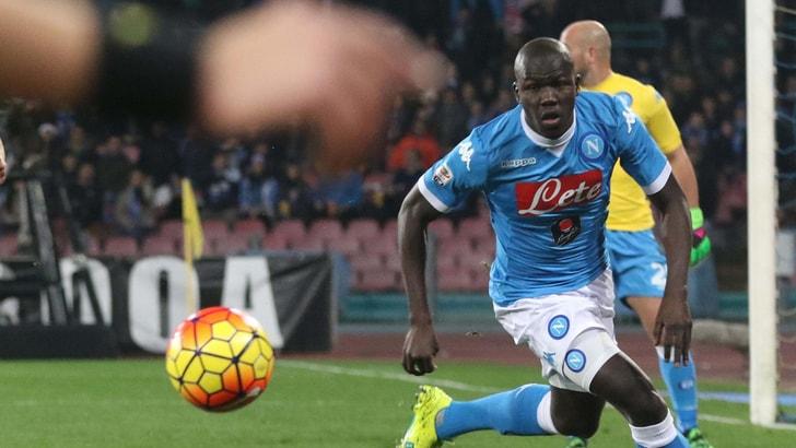 Calciomercato: «Il Chelsea pressa il Napoli per Koulibaly»