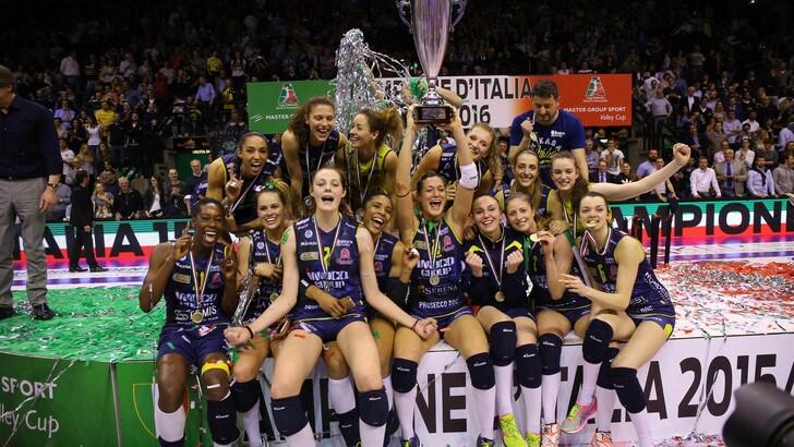 Serie A Pallavolo Femminile Calendario.Serie A1 Femminile Il Calendario 2016 17 Tuttosport