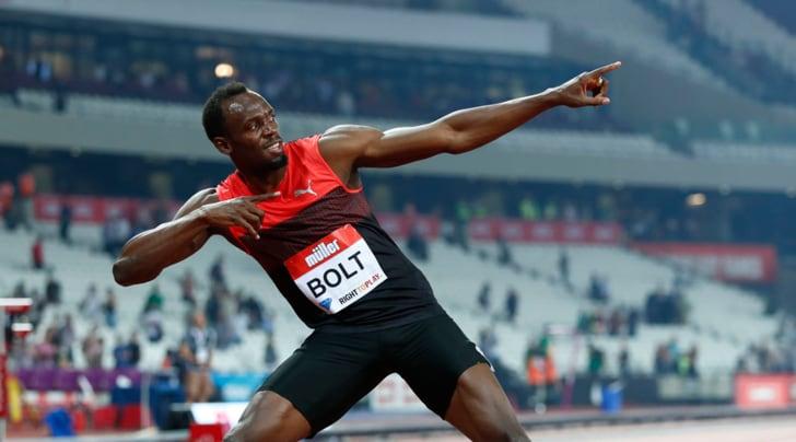 Rio 2016, Usain Bolt arriva in Brasile: «Cosa sogno per le Olimpiadi? In aereo non ho dormito»