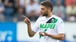 Berardi, il Sassuolo fa 1-1 all'esordio europeo a Lucerna