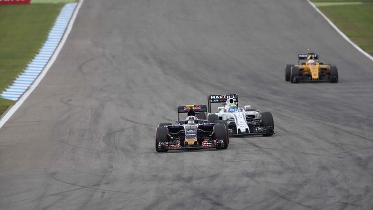 F1 Toro Rosso, Sainz: «E' il momento di una pausa»