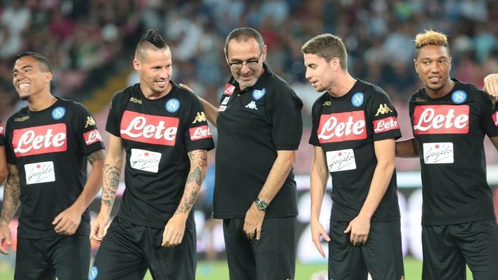 Napoli, 3-0 al Nizza. Milik al San Paolo, fischi per Higuain