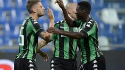 Europa League, Sassuolo: qualificazione a 1,22