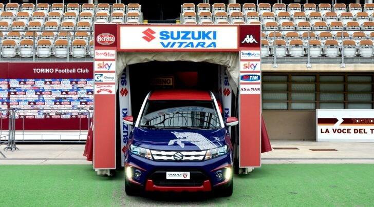 Suzuki sponsor di maglia del Toro anche nel 2017