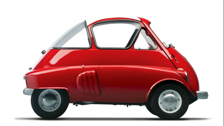 "Iso Isetta: la ""Smart"" italiana che salvò la BMW"