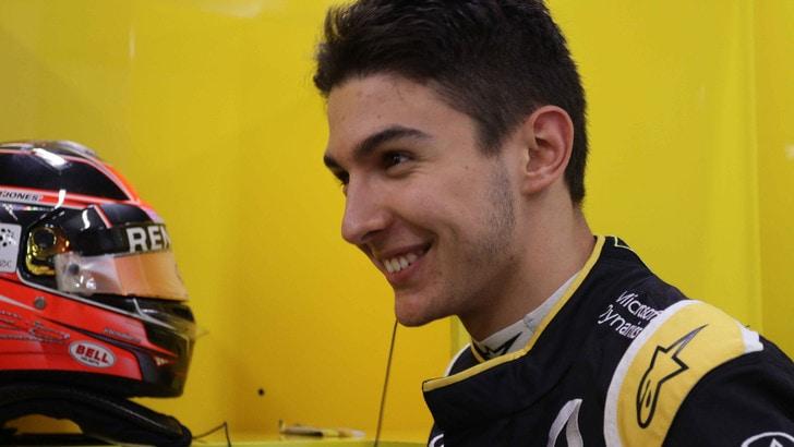 F1 Manor, Esteban Ocon al posto di Haryanto