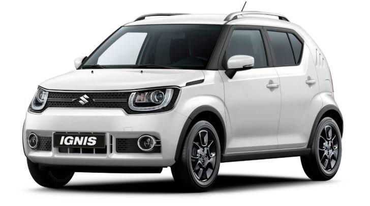 Nuova Suzuki Ignis, Panda Cross nel mirino