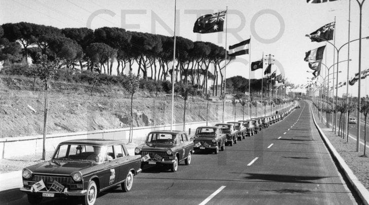 Amarcord, Fiat alle Olimpiadi di Roma '60