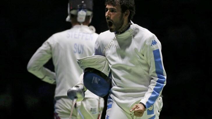 Rio 2016, Italia oro o argento nella spada