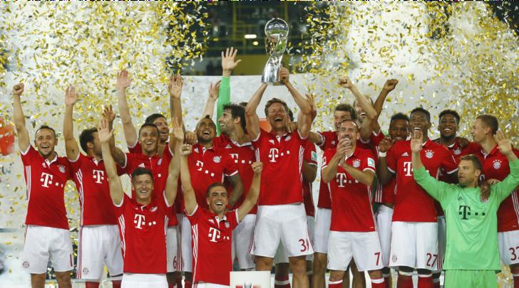 Supercoppa di Germania: Borussia Dortmund-Bayern Monaco 0-2, Vidal consegna la coppa ad Ancelotti