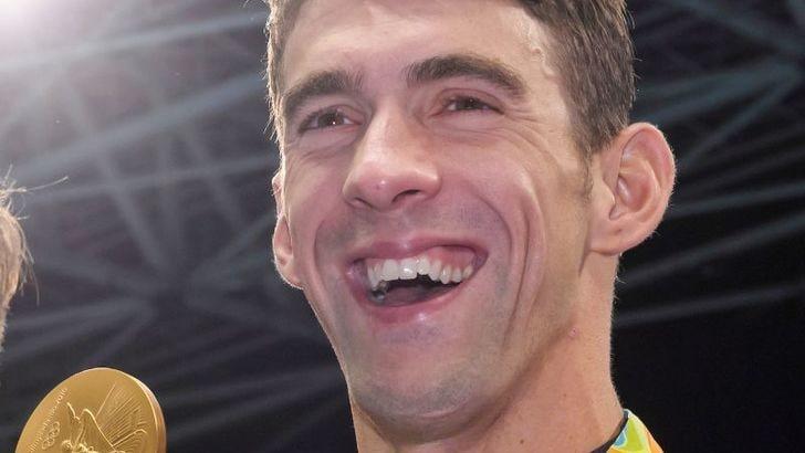 Rio 2016, nuoto, Phelps: