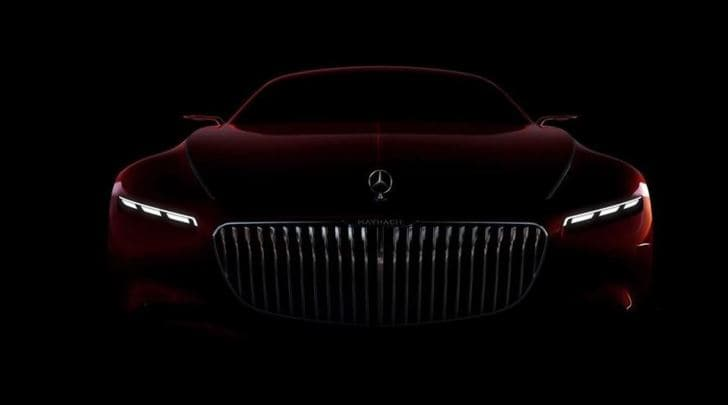 Mercedes Maybach 6, arriva la super coupé