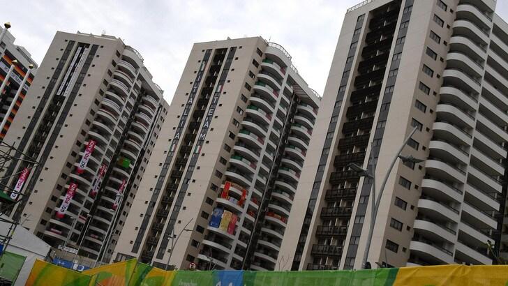 Rio 2016, cade telecamera sospesa: caos e feriti