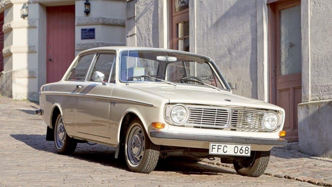 Volvo 140, la bestseller futurista compie 50 anni