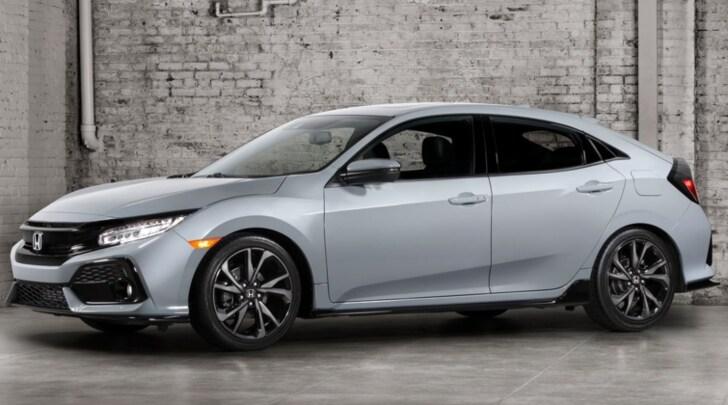 Honda Civic, si svela la decima generazione