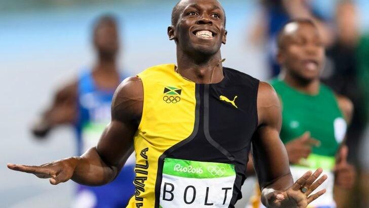 Terzo trionfo per Bolt in 9