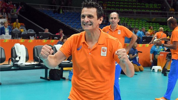 Giovanni Guidetti porta l'Olanda ad una storica semifinale