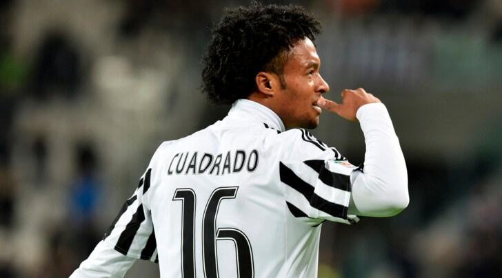 Calciomercato Juventus: a un passo il ritorno di Cuadrado