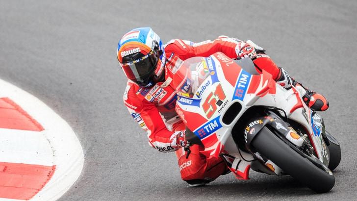 MotoGp Ducati, Pirro: «Risultato previsto»
